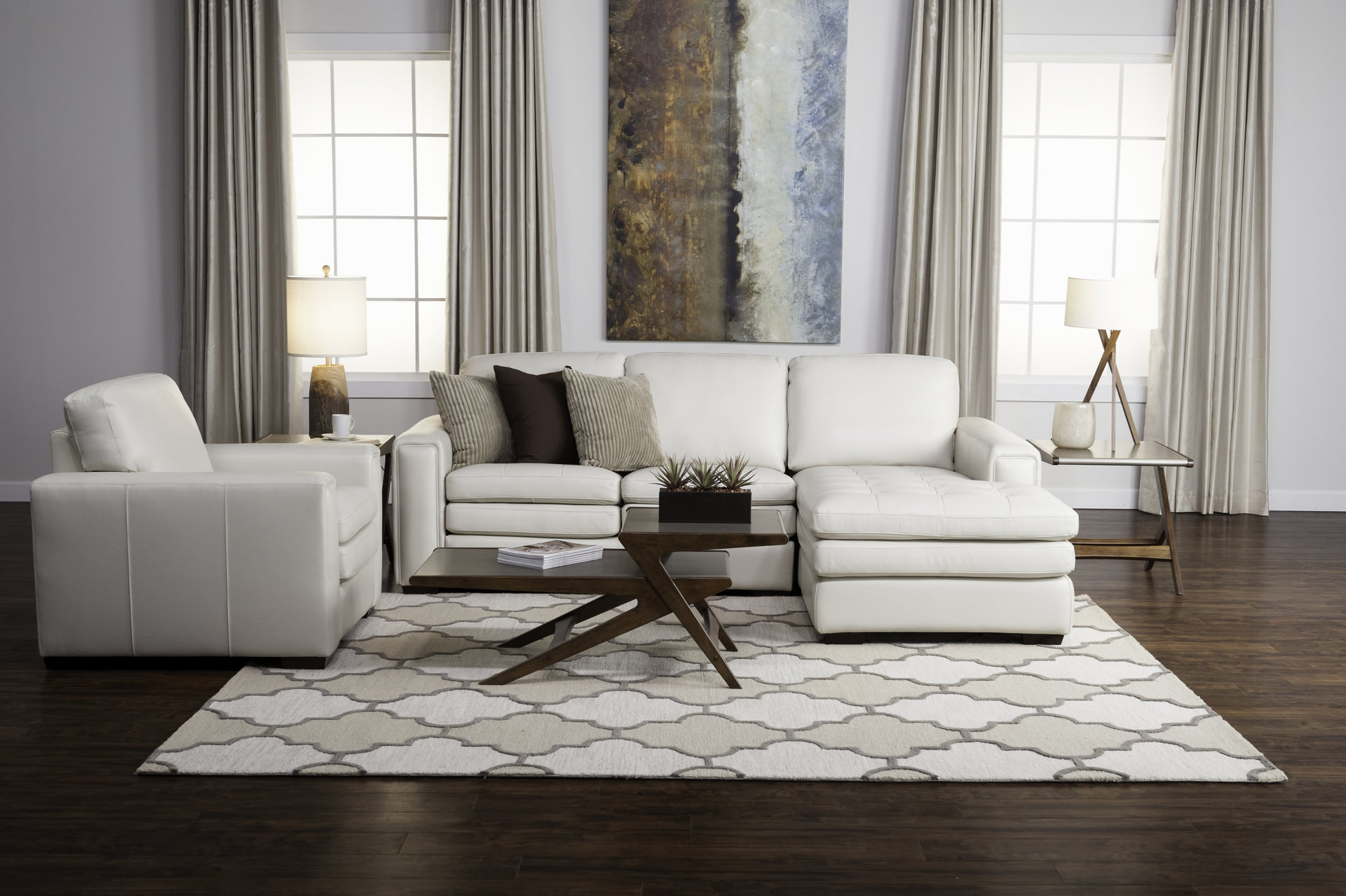 A Neutral Patterned Area Rug Like This Can Add An Interesting Design Element That Draws The Eye In Gentle Way Since It Mimics Tone Of Other