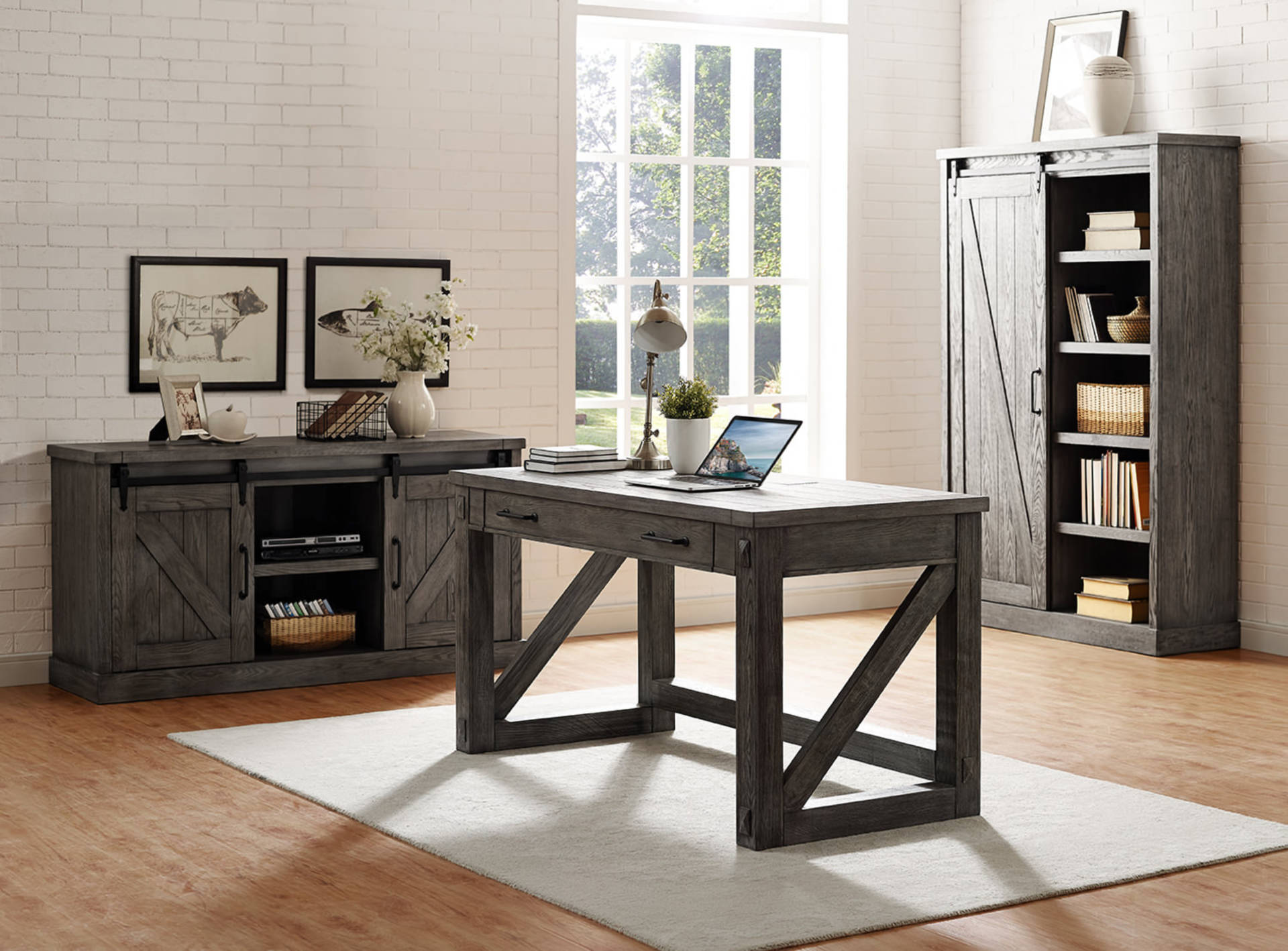Choose A Desk That Fits Your Space And Provides The